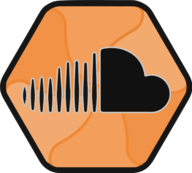 sound cloud button icon