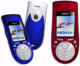 Hp Jadul Unik Nokia 3660