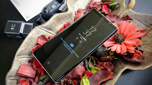 Samsung Galaxy Note 8 - Review și Specificații