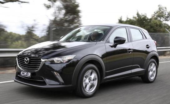 Mazda CX-3 skyactiv technologies
