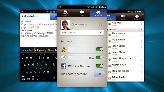 تطبيق IMO  يغنيك عن سكايب ، واتساب و فايبر
