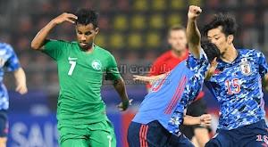السعودية تحقق فوز قاتل على منتخب اليابان في الجولة الاولي من كأس آسيا تحت 23 سنة