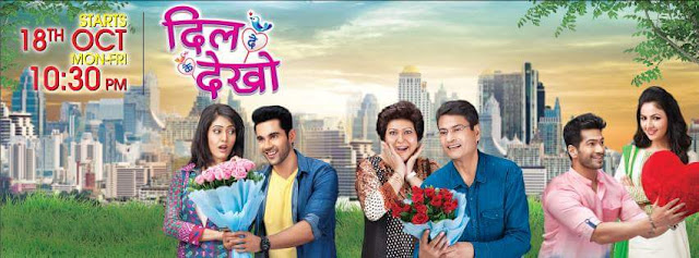 'Dil Deke Dekho' Serial on Sab Tv Wiki Plot,Cast,Promo,Title Song,Timing