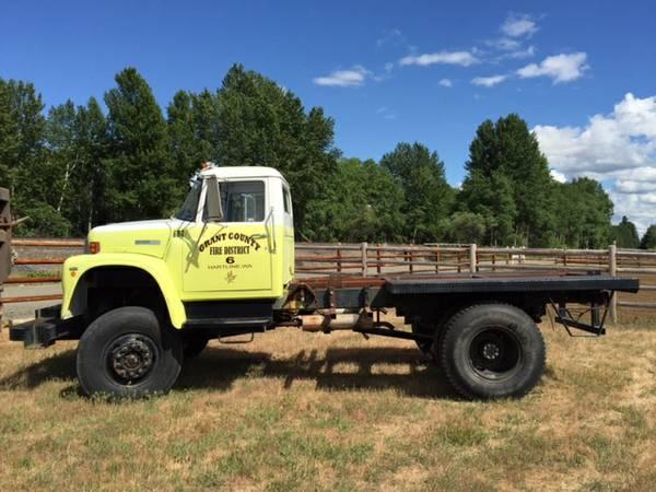 1978 International Loadstar 1700 4x4 Truck Auto