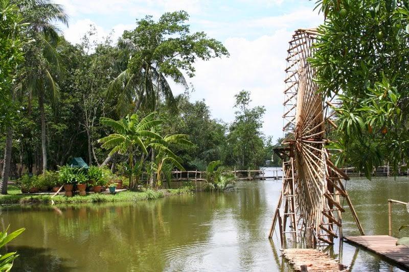 Binh Quoi tourist village 10