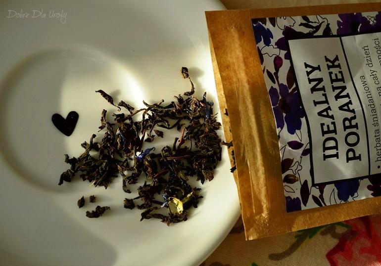 ShinyBox Dobra Partia - herbata QBox Idealny poranek