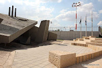 Memorial to the 8th Brigade (Ben Gurion airport)