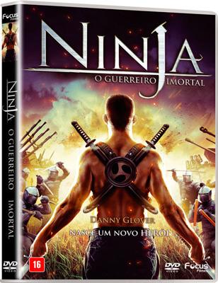 Baixar 66903 06 Ninja   O Guerreiro Imortal   Dublado e Dual Audio   DVDRip XviD e RMVB Download