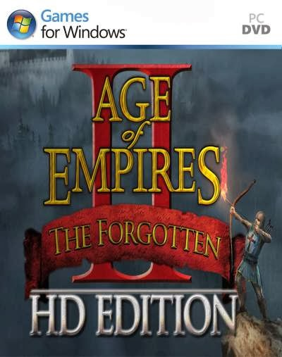 Age of Empires II HD The Forgotten Reloaded
