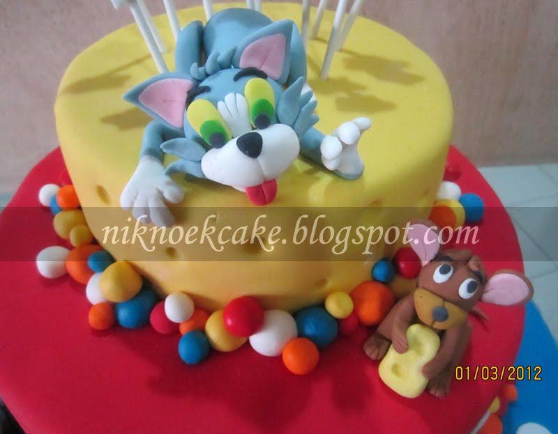 Niknoek Cake: Maret 2012