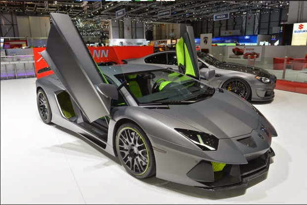 Modifikasi Mobil Lamborghini Aventador Terbaru Super ...