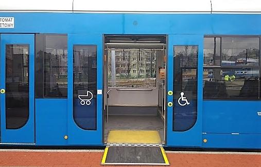 MPK Kraków a wózek dziecięcy