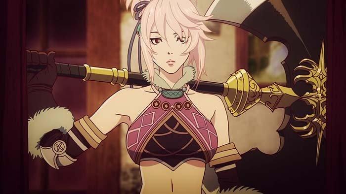 Wow, Ini Amira Sedang Pakai Baju Perang!