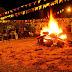 Cuidados no São João: Fogueiras e fogos podem causar problemas respiratórios