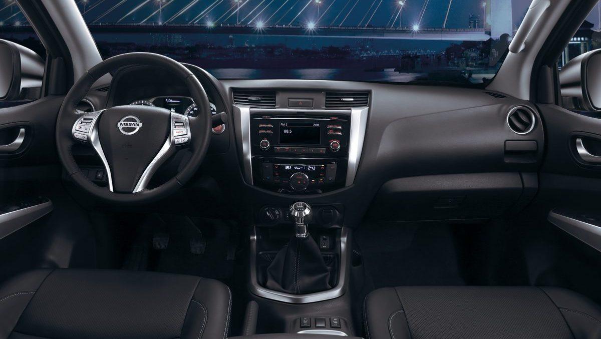 Lanzamiento Nissan Np300 Frontier My2017 Autoblog Uruguay