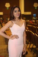 Aishwarya Devan in lovely Light Pink Sleeveless Gown 041.JPG