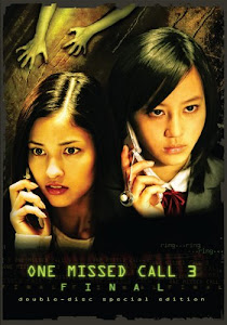 One Missed Call Final Poster