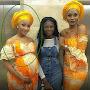 Banky W's wife Adesua Etomi flaunts pregnancy baby bump