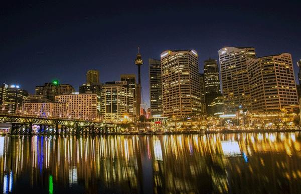 sydney salah satu kota indah di negara australia