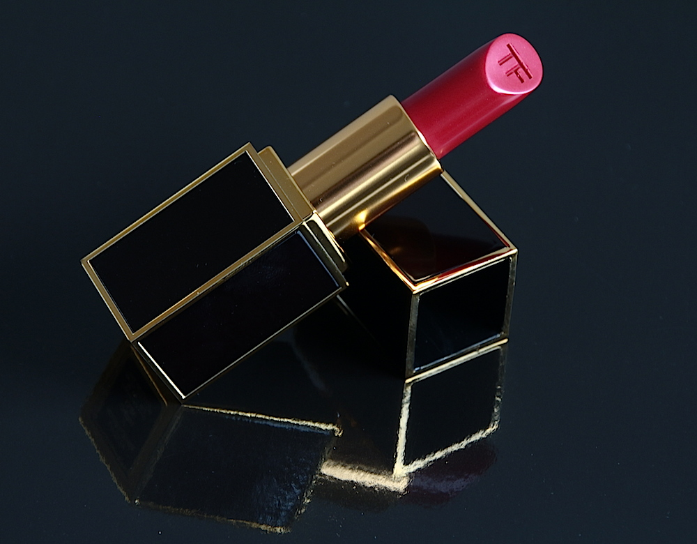tom ford rouge à lèvres lip color 10 cherry lush test avis swatch