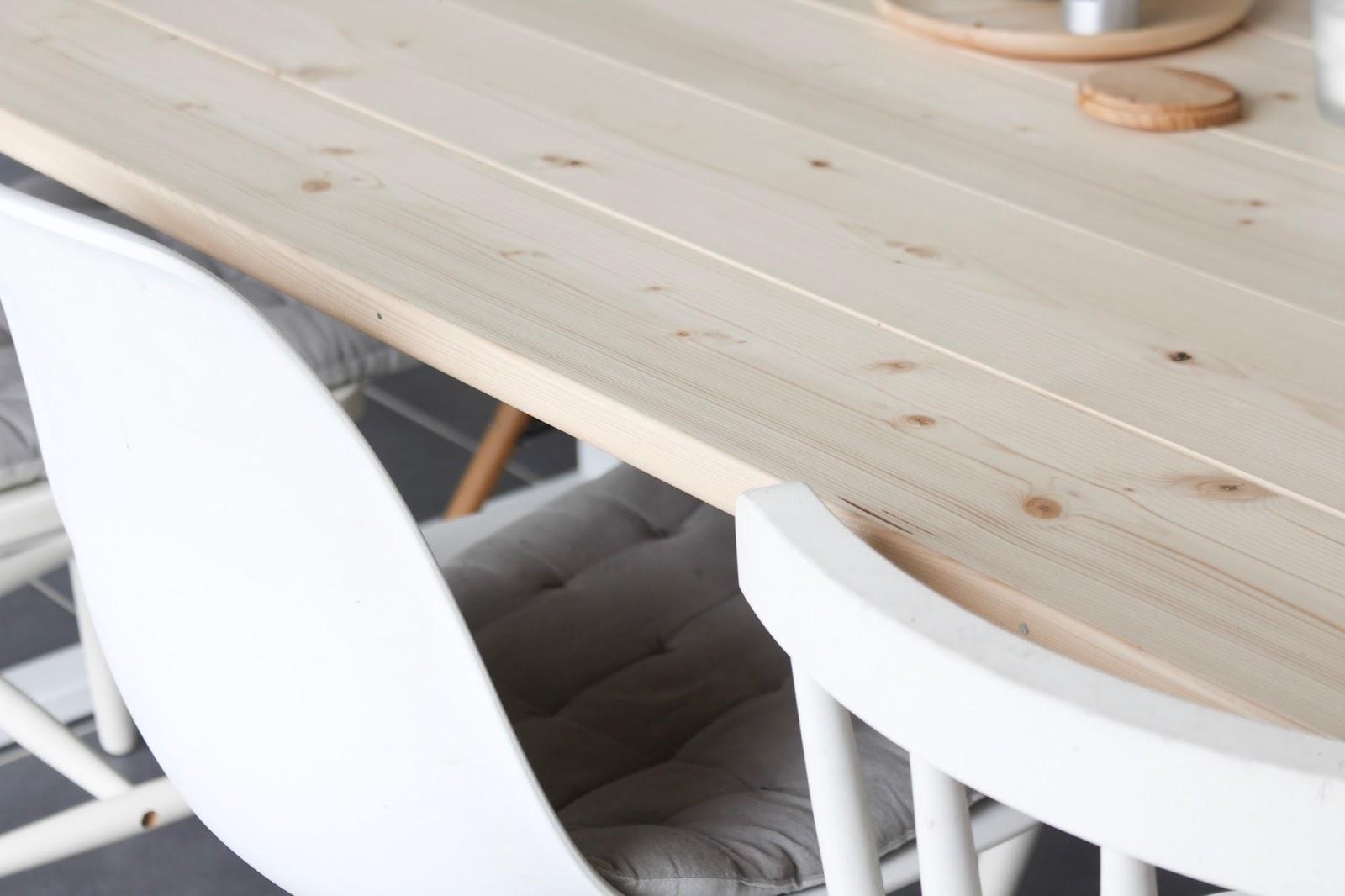 Diy Notre Table à Manger Et Ses Pieds Ripaton Lola Etcétéra