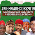 See Full List of Newly Elected Governors and Political Parties in Nigeria