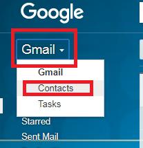 3 Cara Menyimpan Nomor Handphone (kontak) Ke Gmail