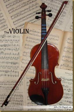 Vị trí đặt ngón violin và cách dán băng đặt ngón