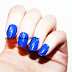 NOTD:Ready to go Colour 103 Bright Blue - Kiko Cosmetics