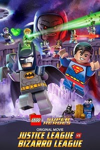 Watch Lego DC Comics Super Heroes: Justice League vs. Bizarro League Online Free in HD