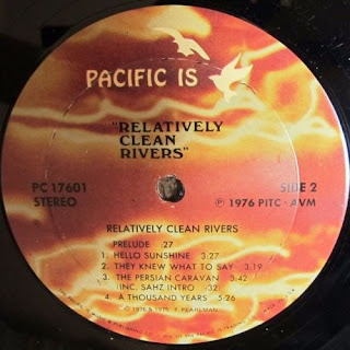 """johnkatsmc5: Relatively Clean Rivers """"Relatively Clean Rivers"""" 1970"""
