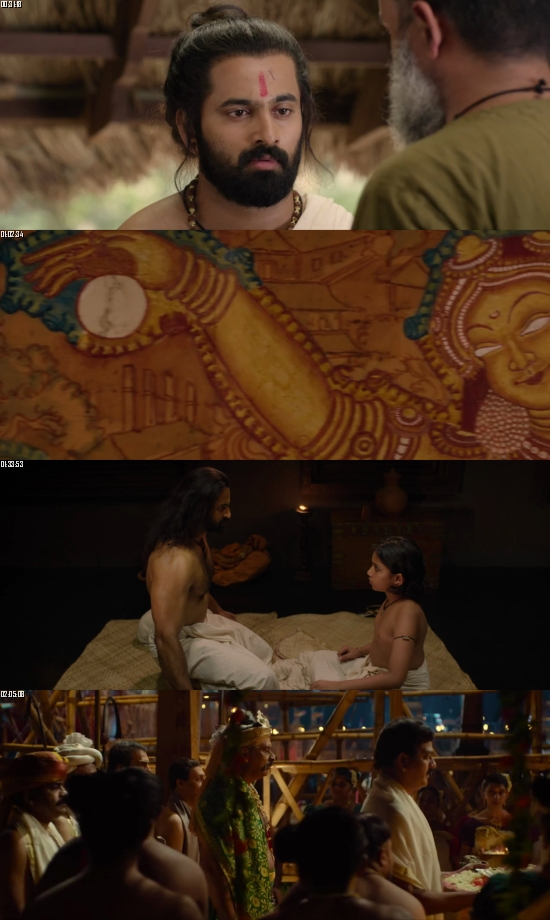 Mamangam 2019 Hindi Dubbed 720p 480p Full Movie Download