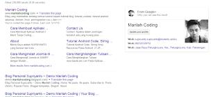 Cara Membuat Sitelink di Hasil Pencarian Google dengan Cepat dan MudahCara Membuat Sitelink di Hasil Pencarian Google dengan Cepat dan Mudah