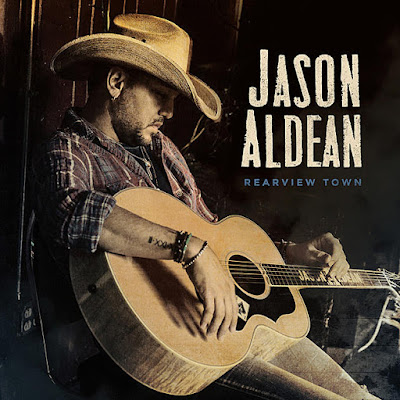 "Jason Aldean Scores No. 1 Album Worldwide With ""Rearview Town"""