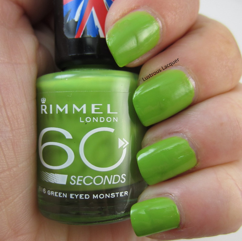 Neon-Green-Nail-Polish-Festive-Color-Collection