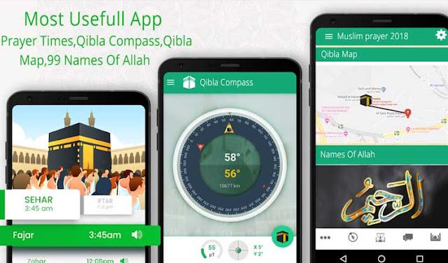 Prayer Times, AL Quran, Azan and Qibla Direction - Aplikasi Adzan Terbaik Dan Jadwal Sholat Indonesia.jpg