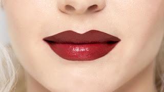 Foto Riasan Bibir Trend Terbaru Lip Contouring