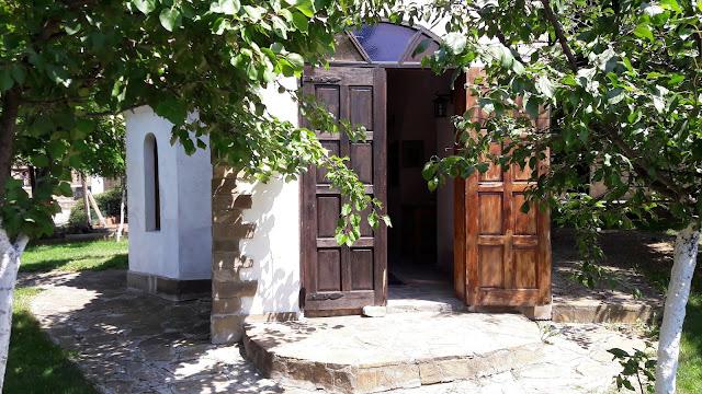 Pieni kappeli Chateau Medovo