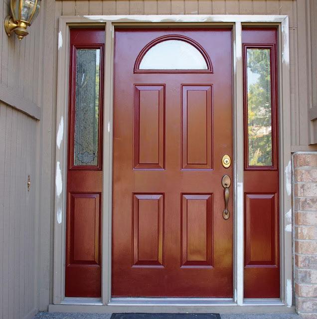desain pintu minimalis klasik modern