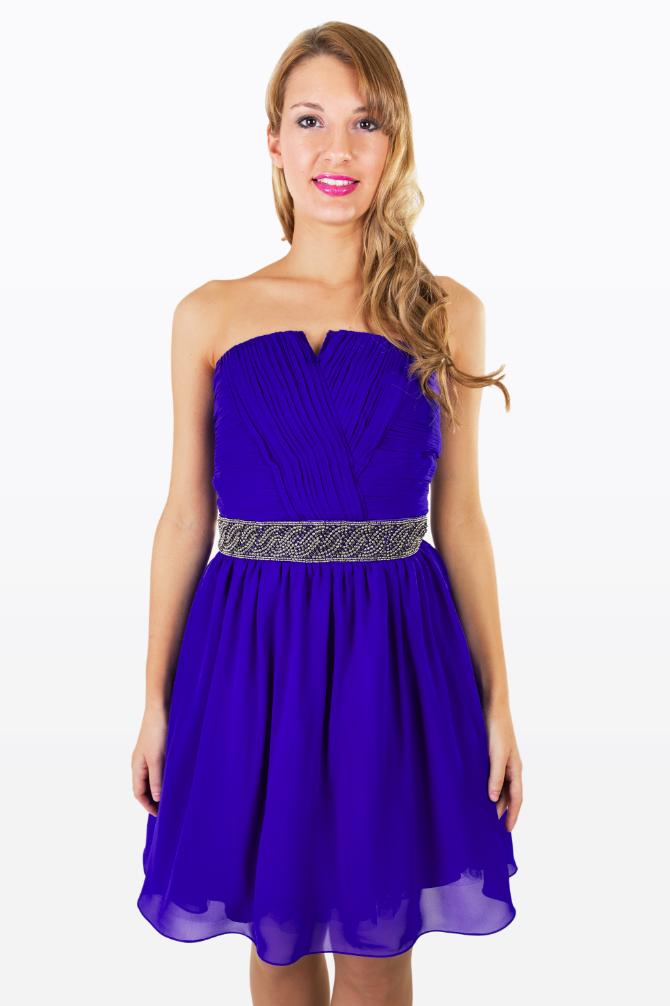 Perfecto Vestido De Fiesta De Sears Motivo - Vestido de Novia Para ...