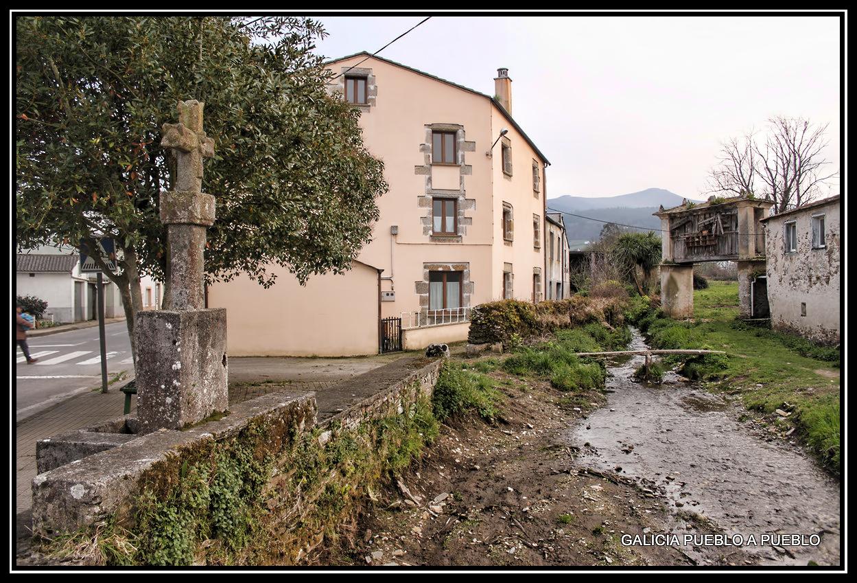 Galicia pueblo a pueblo barrio de san l zaro mondo edo for Piscinas san lazaro oviedo