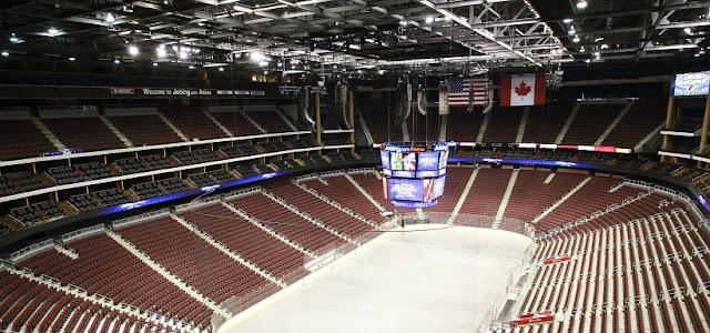 Informações sobre o Staples Center em Los Angeles