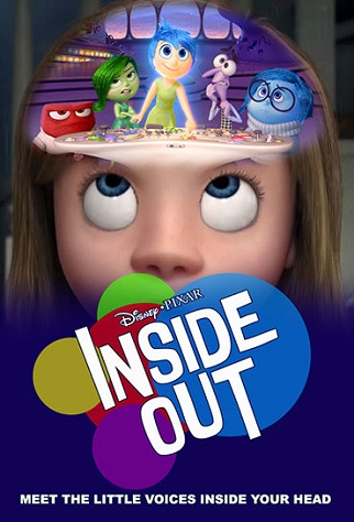 Những Mãnh Ghép Cảm Xúc - Inside Out