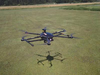 Spesifikasi Yuneec Tornado H920 Si Drone Professional - OmahDrones