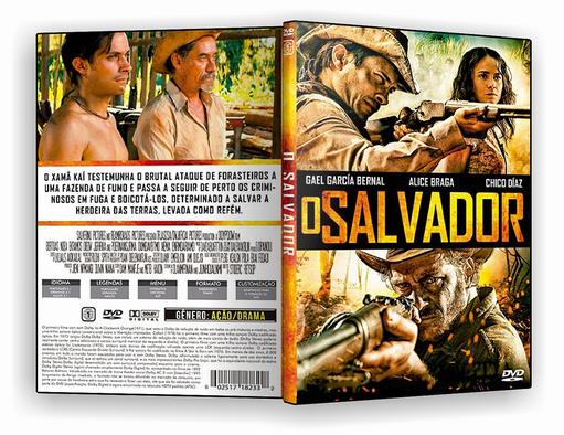 DVD – O Salvador – ISO