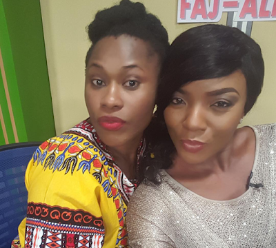 Actress Chioma Akpotha comes for Internet trolls body-shaming her colleague Uche Jombo