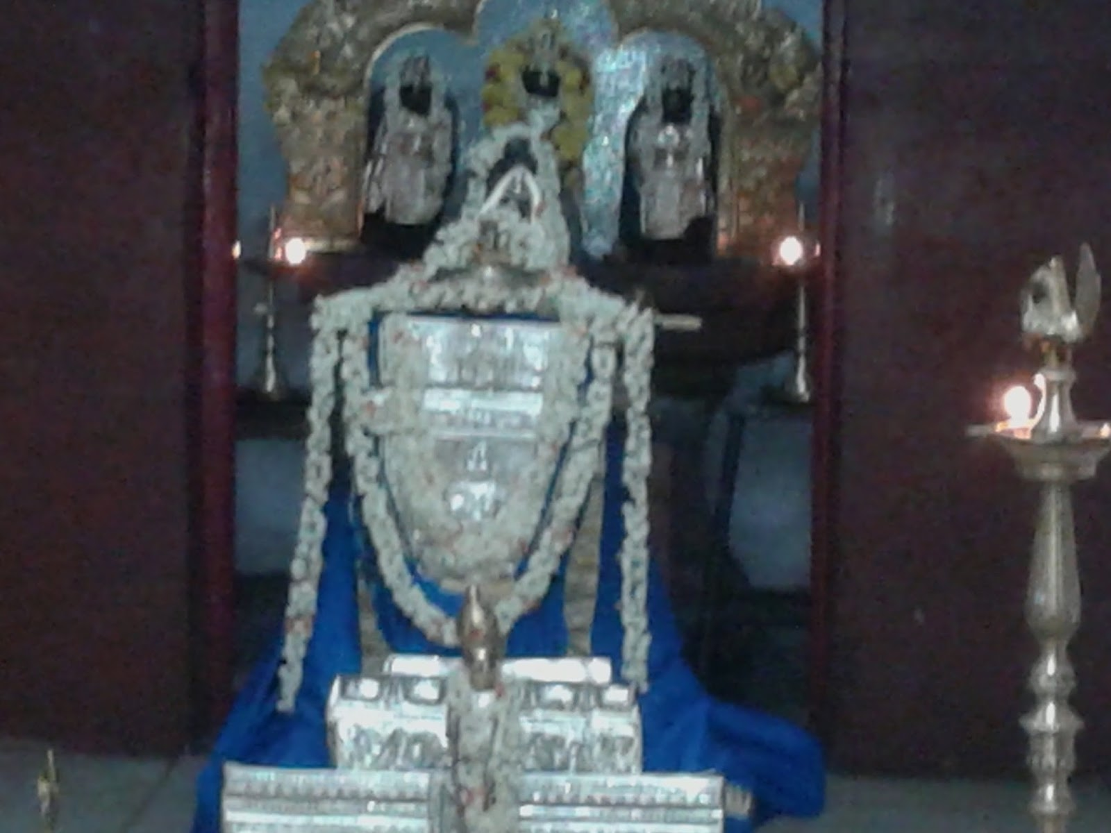 raghavendra swamy mutts   temples  october 2016