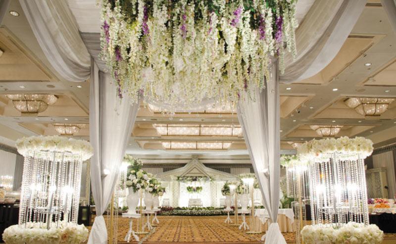 35 Inspirasi Dekorasi Pernikahan Modern Terbaru Toko