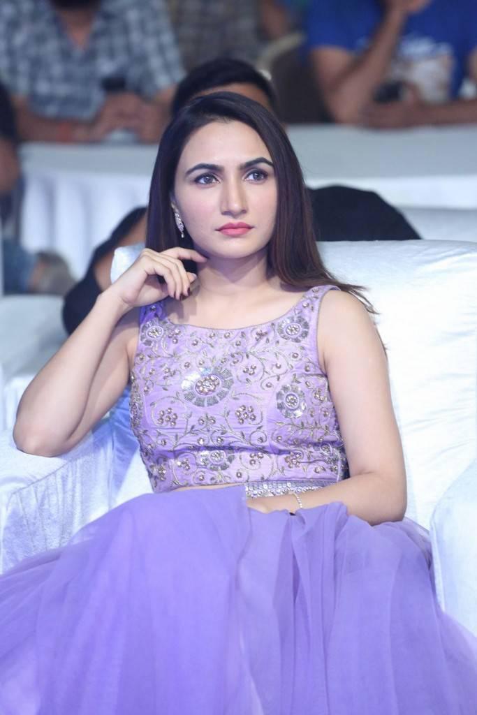 Actress Dhriti At Keshava Audio Launch Stills