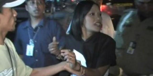 Video PSK Kocar-kacir Dirazia Petugas di Nusantara,Makassar